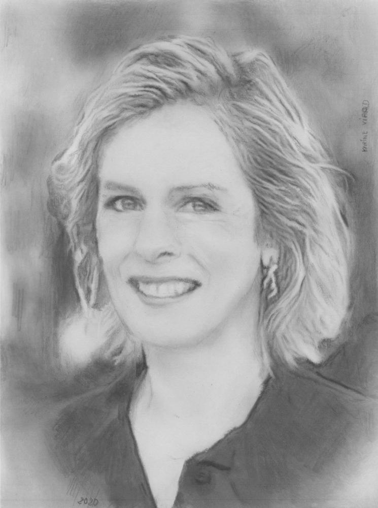 Karin Viard por baudet